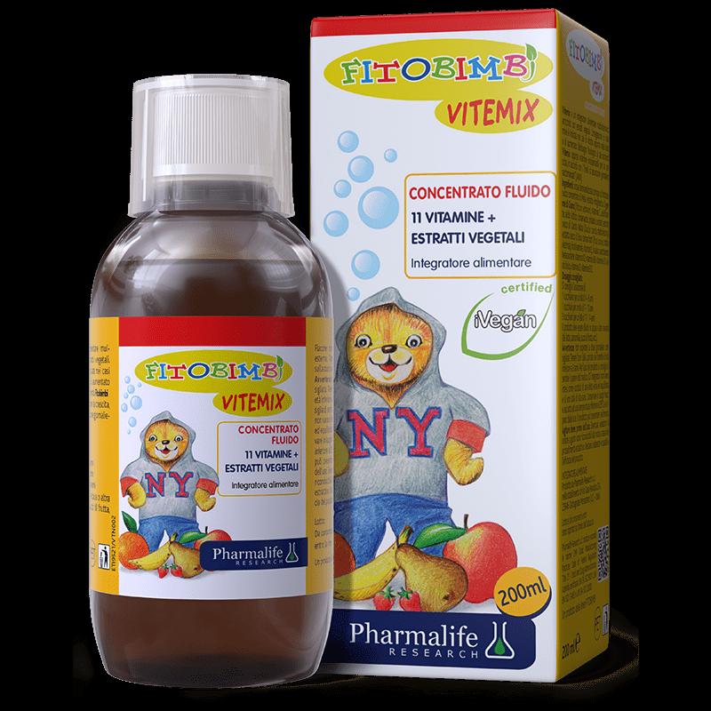 Siro bổ sung vitamin cho bé