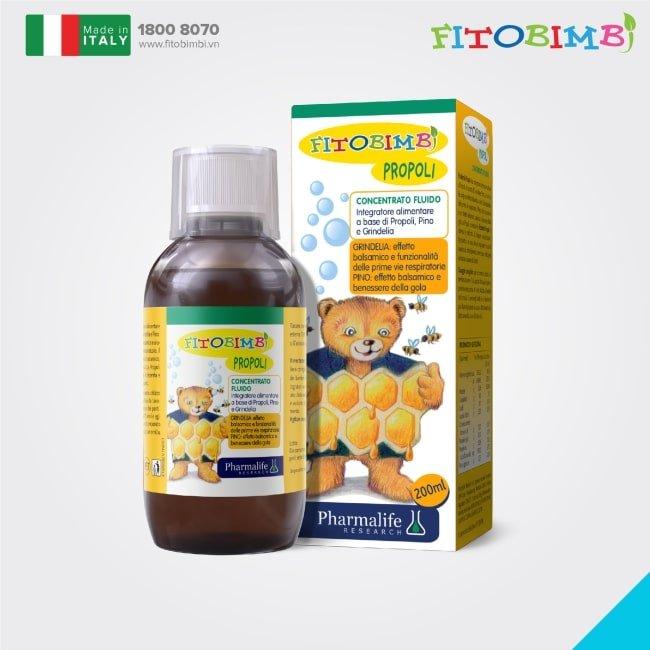 Fitobimbi Propoli được chiết xuất 100% thảo dược