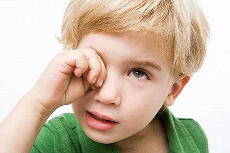 Thiếu vitamin a gây khô mắt ở trẻ