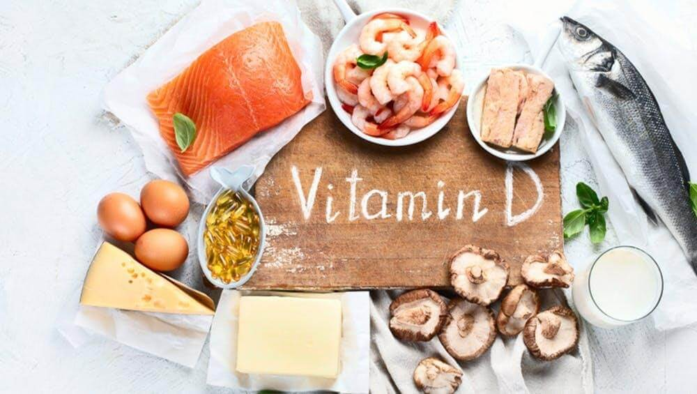 Trẻ tiếp nhận vitamin D từ sữa mẹ, thức ăn và các chế phẩm bổ sung