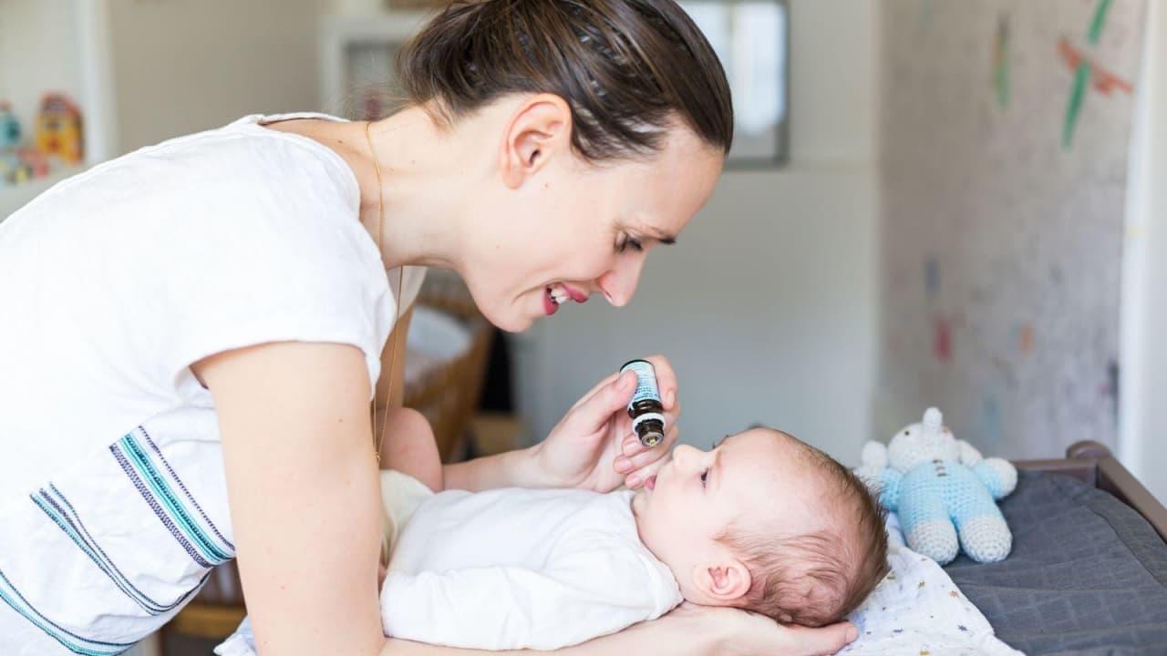 Cho trẻ uống vitamin D3 là biện pháp hữu hiệu để phòng chống còi xương