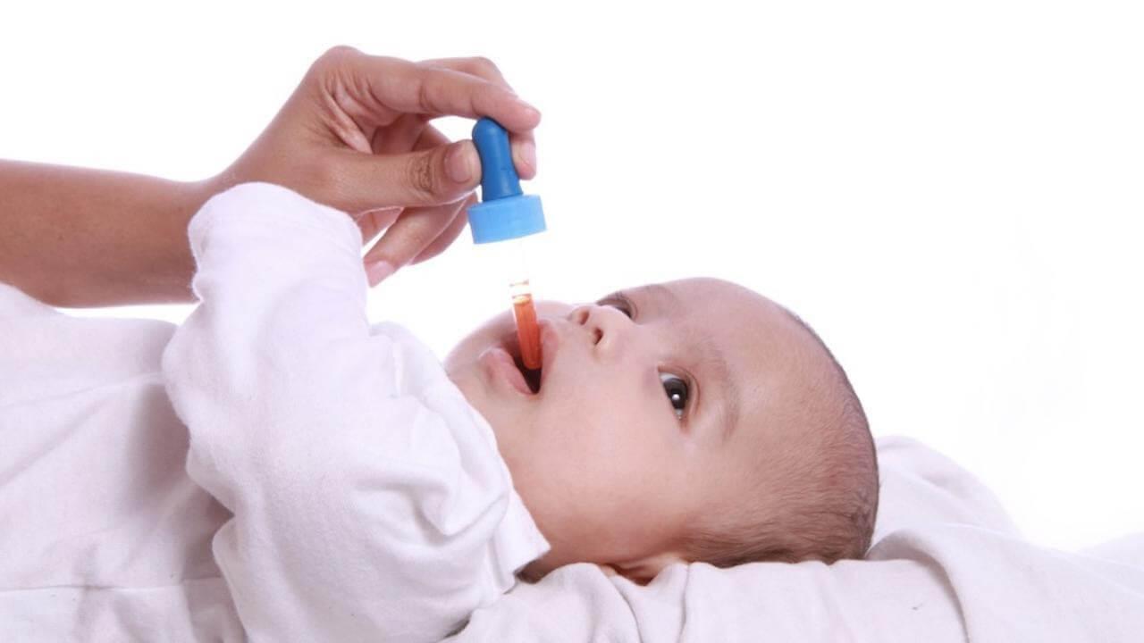Hướng dẫn cho trẻ uống vitamin D3 đúng cách