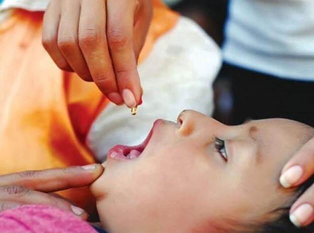 Cho trẻ uống vitamin A đúng cách