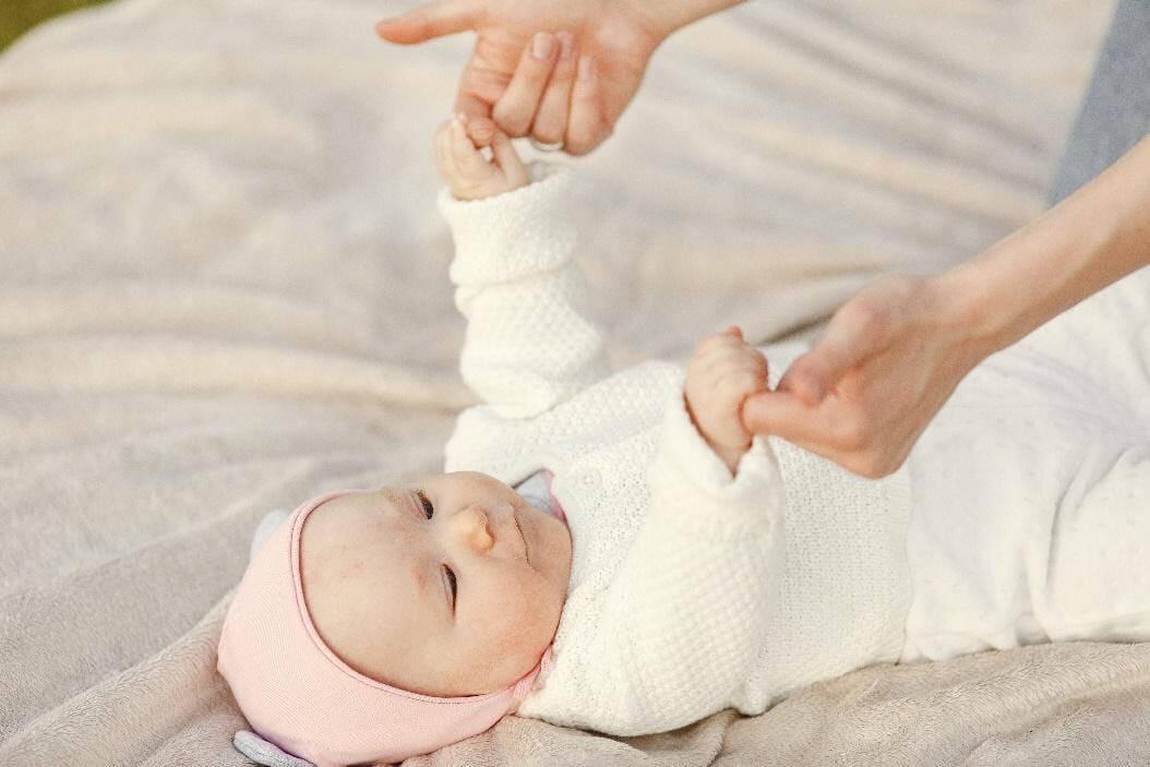 Vitamin D3 rất quan trọng với sự phát triển của trẻ sơ sinh