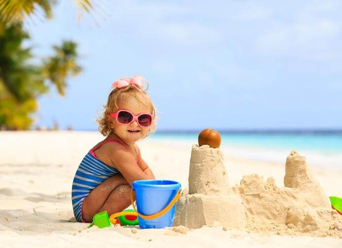 Tăng cường hoạt động ngoài trời để trẻ nhận thêm vitamin D và vui vẻ hơn