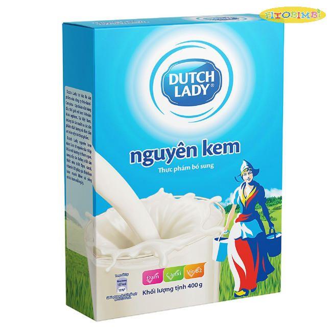 Sữa nguyên kem Cô gái Hà Lan
