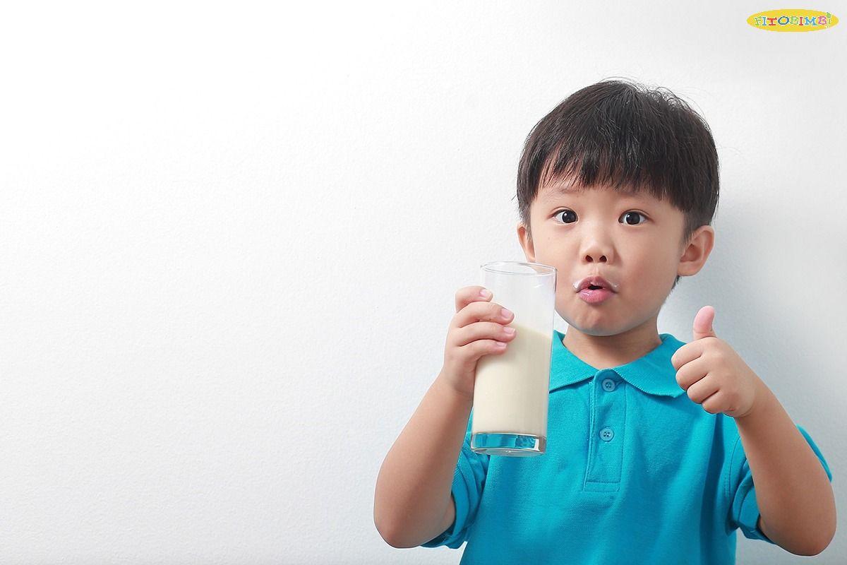 Trẻ chậm nói nên uống sữa gì để nhanh tiến bộ?