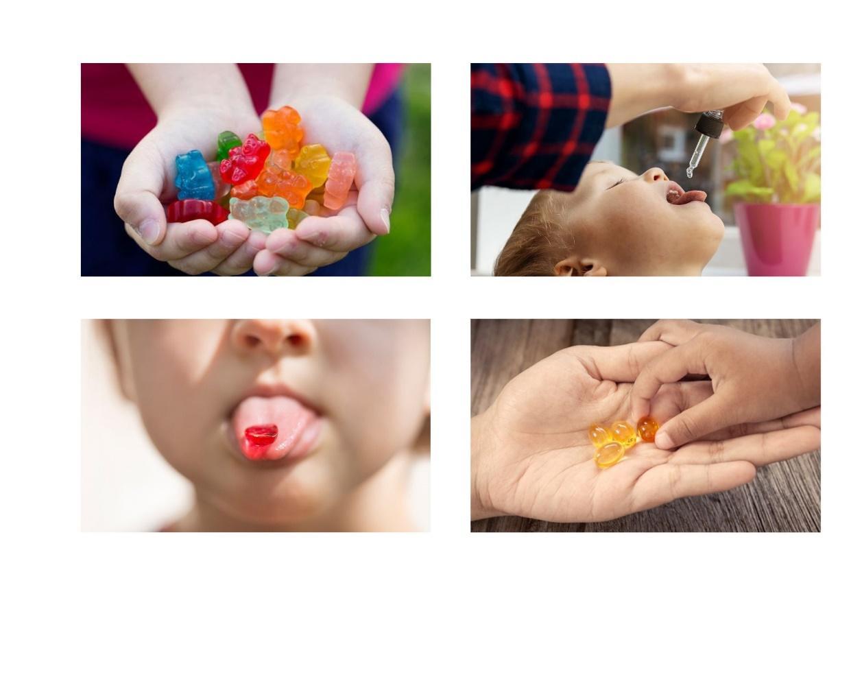Có nhiều sản phẩm vitamin C khác nhau trên thị trường