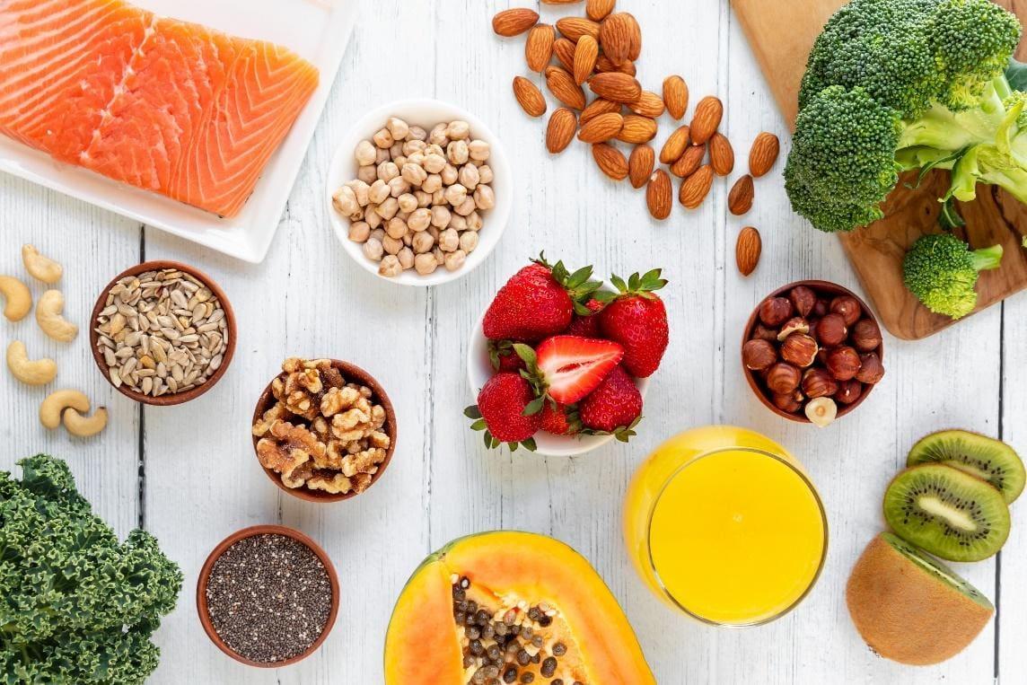 Những thực phẩm bổ dưỡng hỗ trợ tăng cường sức đề kháng cho trẻ sau khi ốm dậy