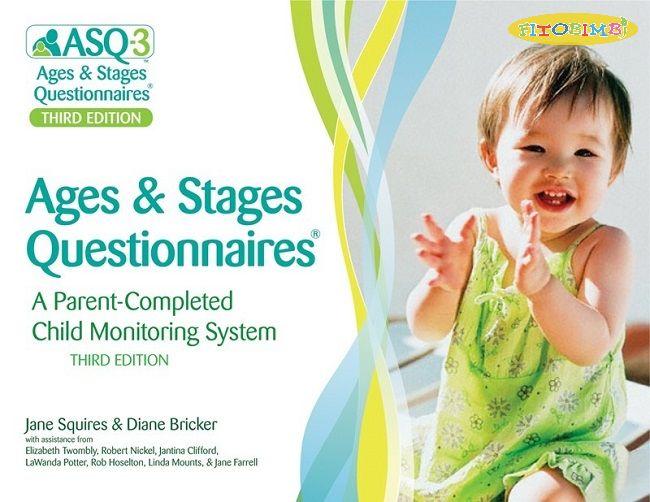 Bảng hỏi về Độ tuổi và Giai đoạn phát triển ASQ-3