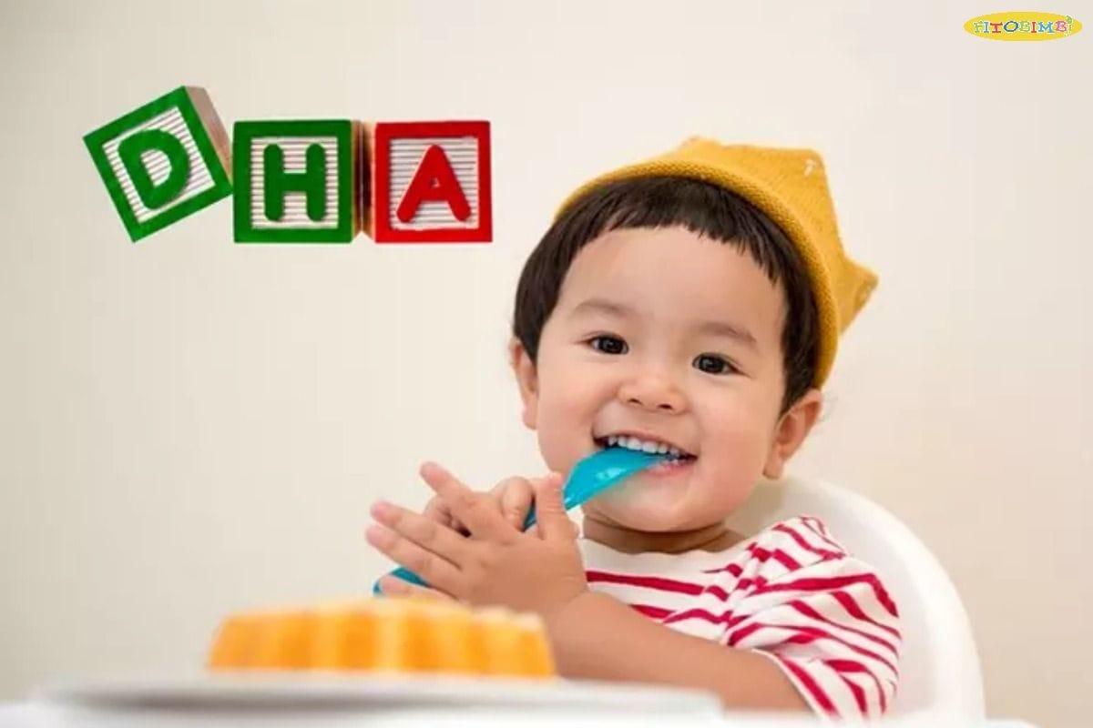 Bật mí cách bổ sung DHA cho bé 1 tuổi
