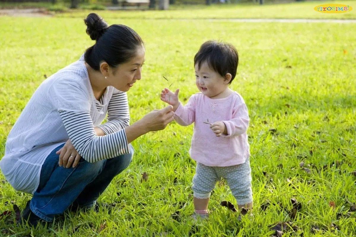 Bố mẹ nhàn với cách dạy con thông minh của người Nhật