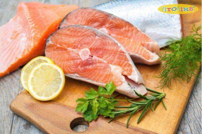 Cá hồi là nguồn bổ sung Omega 3 tuyệt vời cho trẻ AHDH