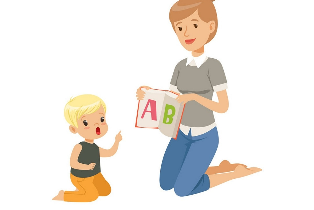 Chậm phát triển ngôn ngữ khiến trẻ gặp trở ngại trong việc nói, diễn đạt và tiếp thu