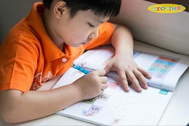 Cho trẻ học ở không gian yên tĩnh