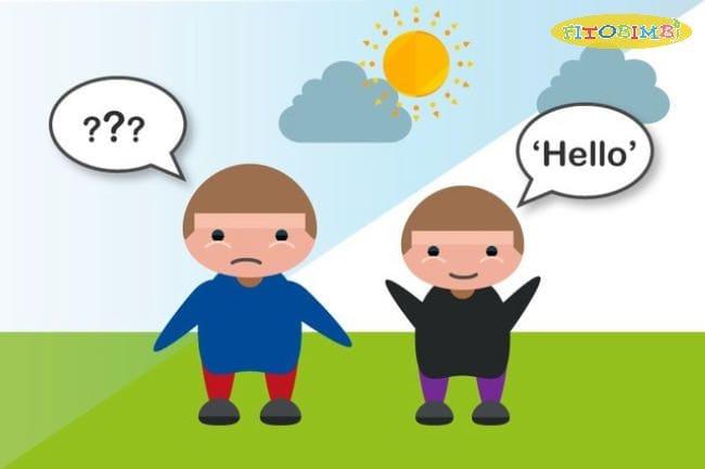 Dấu hiệu của trẻ chậm nói
