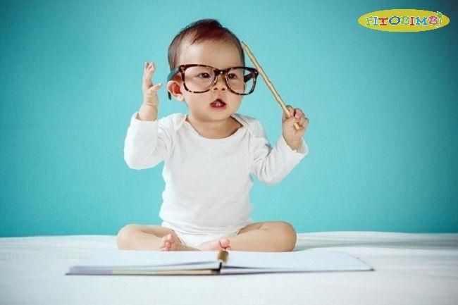 DHA giúp phát triển trí thông minh và tầm nhìn của trẻ