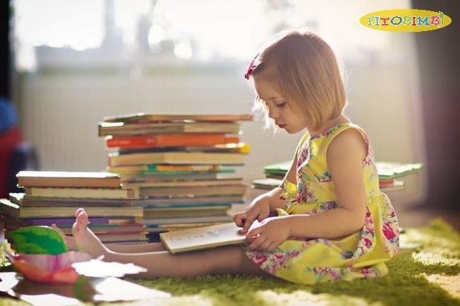 Đọc sách cùng bé