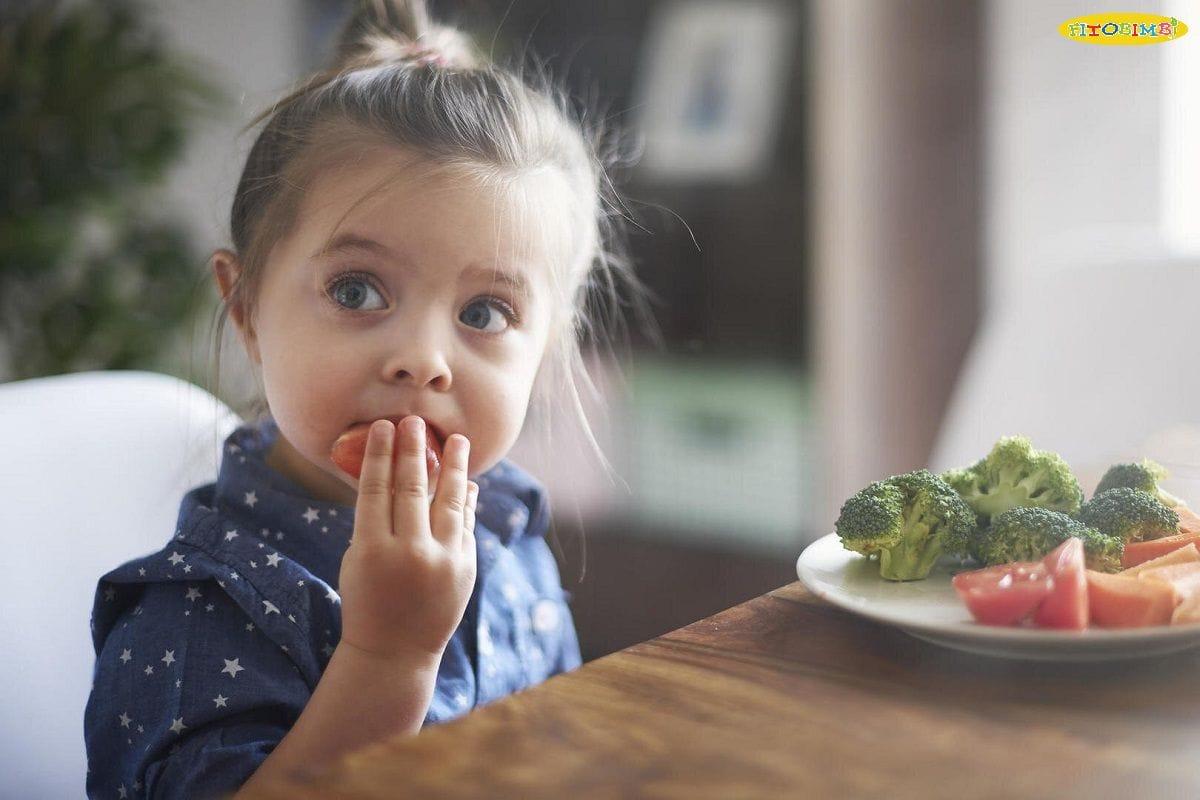 Gợi ý chế độ ăn dinh dưỡng cho trẻ bị tăng động