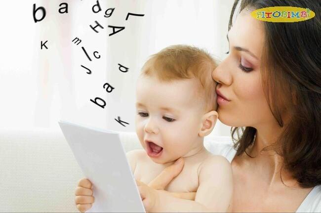 Hành trình học nói của trẻ