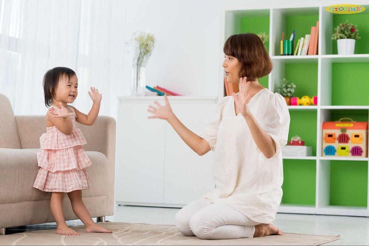 Khả năng ngôn ngữ của trẻ 2 tuổi đang trên đà phát triển