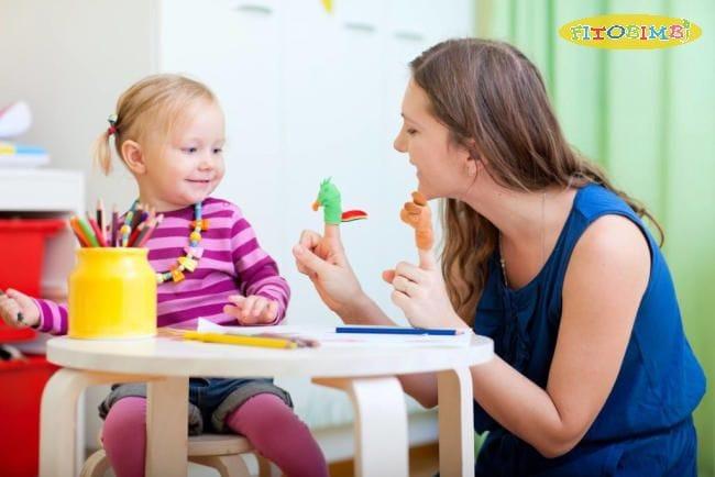 Khả năng ngôn ngữ của trẻ đã tiến thêm một bước mới