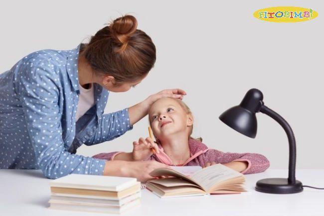 Khích lệ con cho những hành vi cụ thể