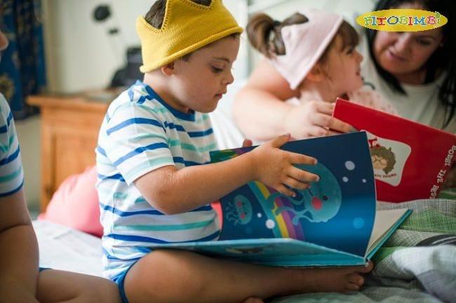 Khó khăn trong việc ghi nhớ, học tập và tư duy là những đặc trưng của trẻ chậm phát triển