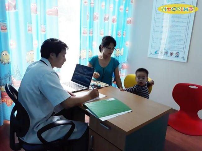 Khoa Tâm lý bệnh viện Nhi Trung Ương
