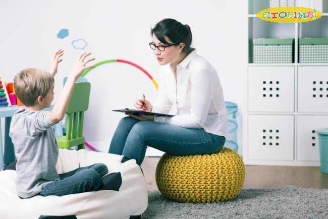 Liệu pháp tâm lý cho trẻ ADHD