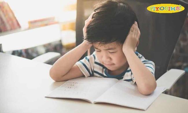 Loại bỏ phiền nhiễu cho trẻ tập trung