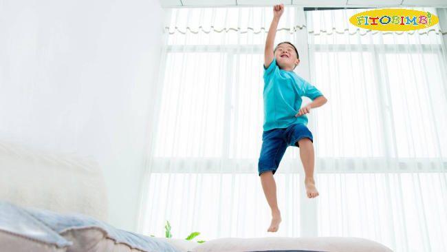 Mách mẹ 6 cách giúp trẻ hiểu động bình tâm, giải tỏa năng lượng