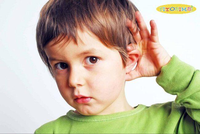 Nhận biết trẻ chậm nói