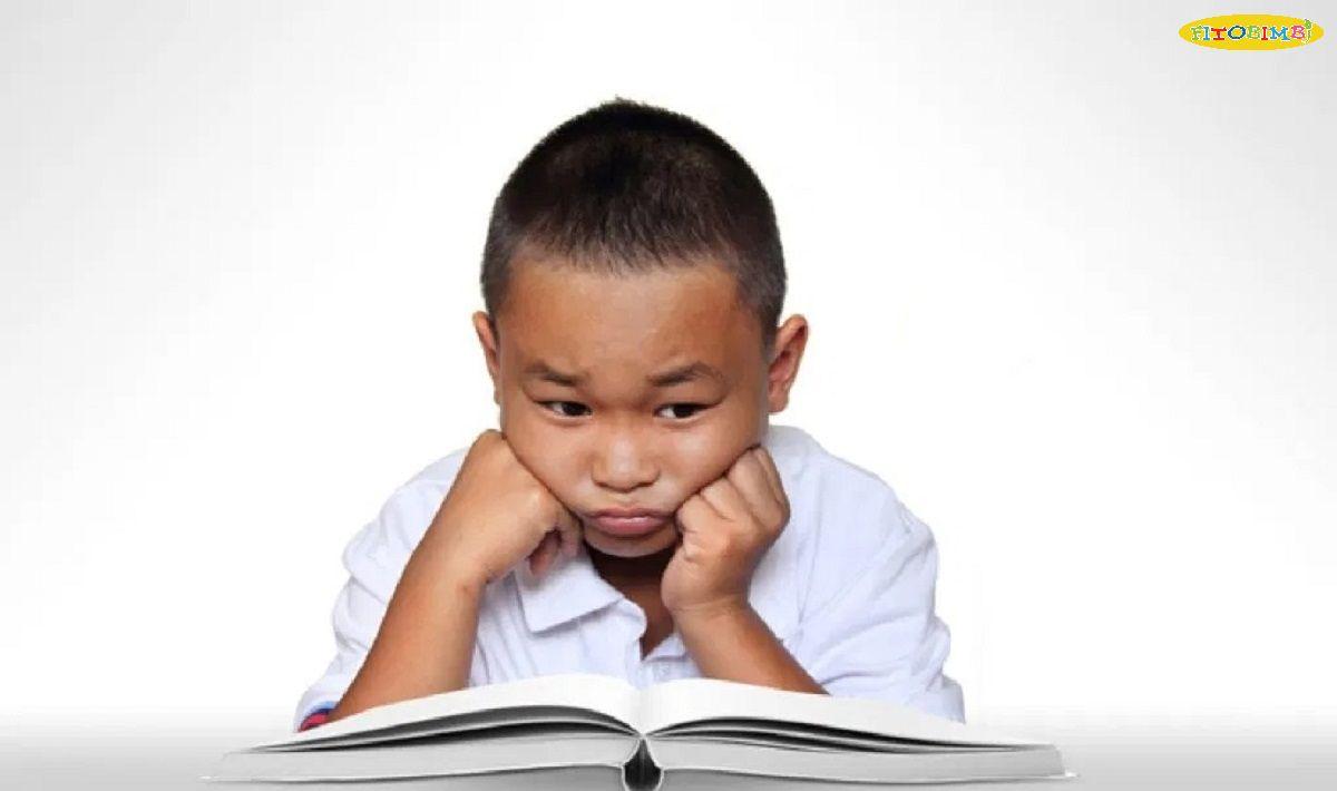 Nhiệm vụ khó khăn khiến trẻ không tập trung