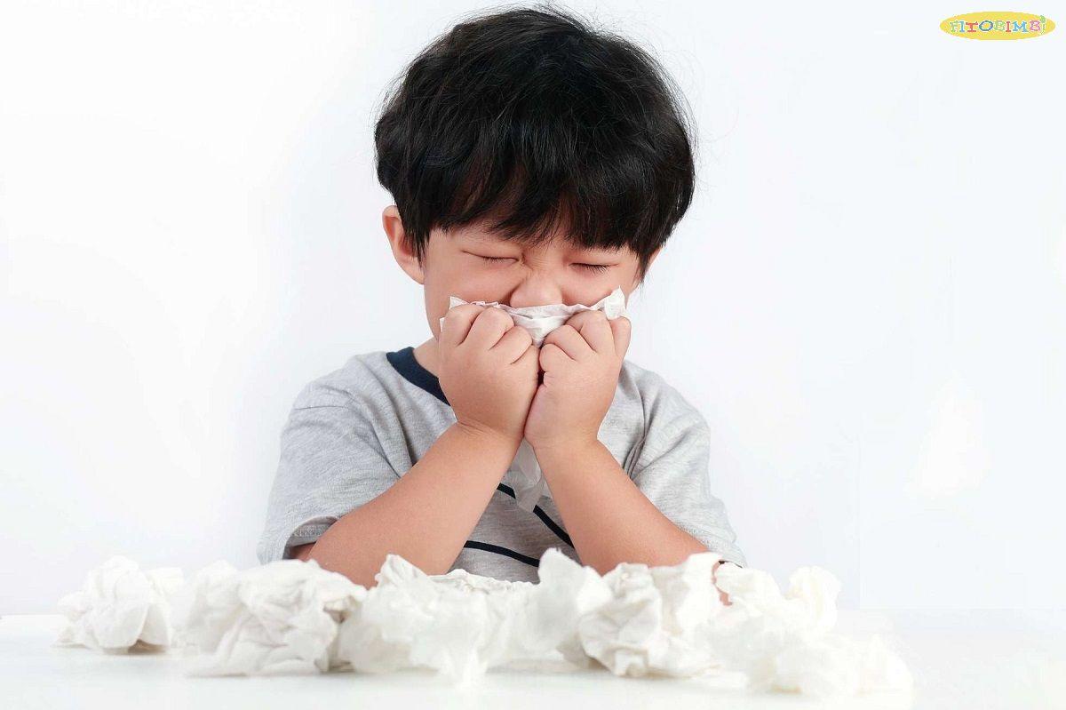 Những thông tin cần biết về viêm mũi dị ứng ở trẻ
