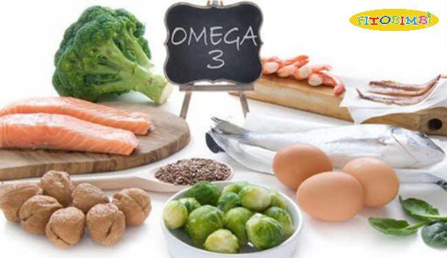 Omega 3 cho trẻ chậm phát triển