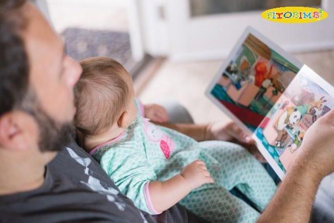 Sách và truyện cho bé