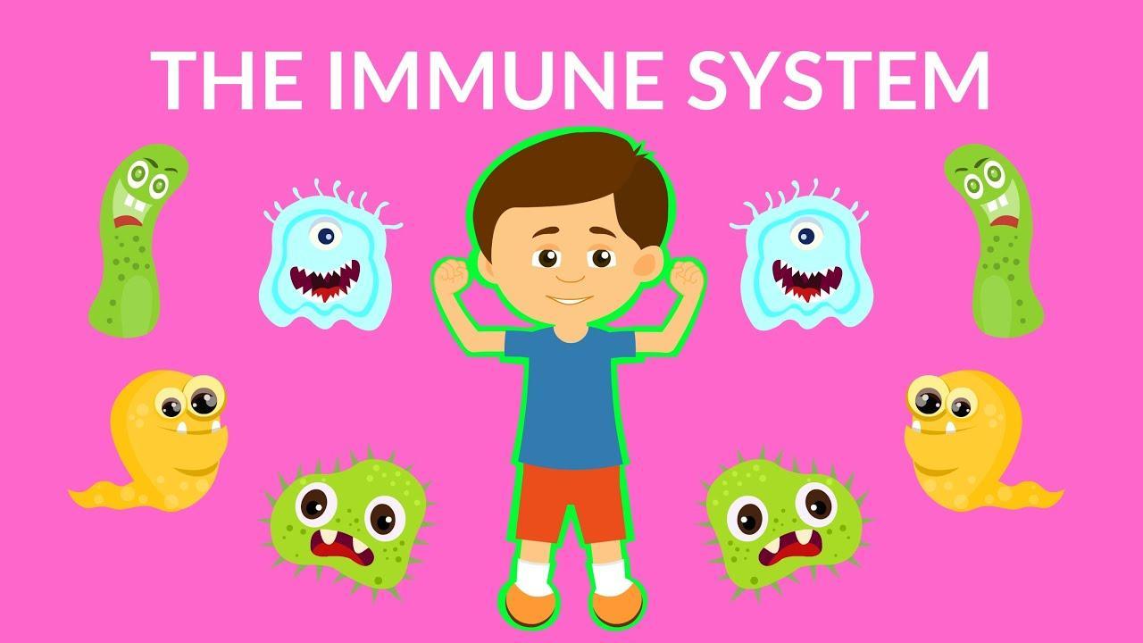 Vitamin A, B6, C, D, E rất cần thiết cho hệ miễn dịch khỏe mạnh của trẻ em