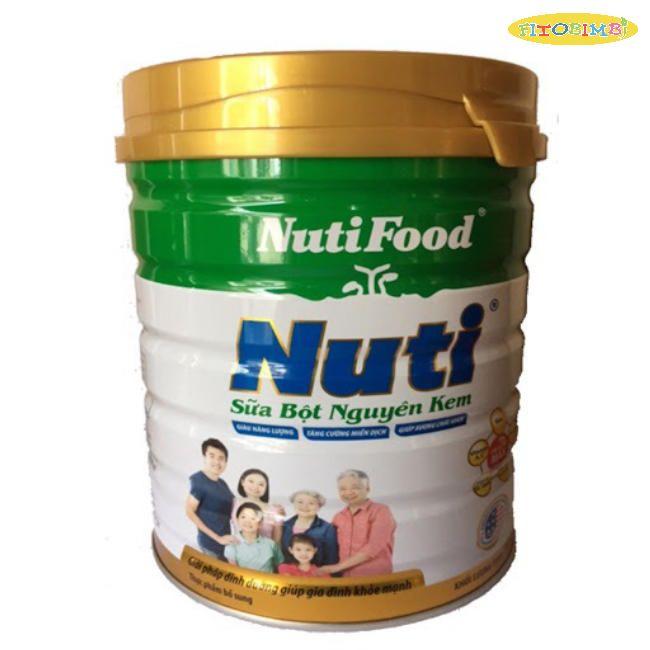 Sữa nguyên kem Nutifood