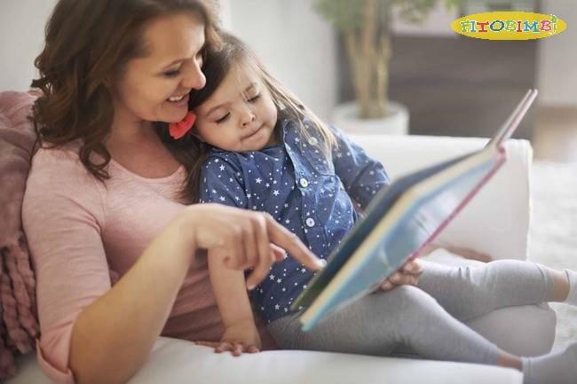 Tài liệu dạy nói giúp trẻ gắn bó với cha mẹ hơn