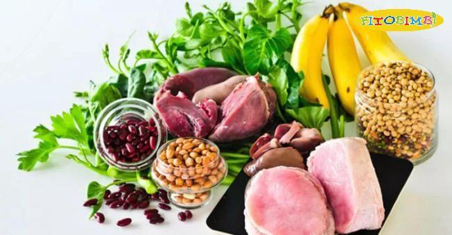 Thực phẩm giàu Methionine