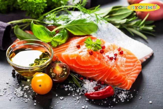 Thực phẩm giàu Omega 3 tốt cho não bộ của trẻ tăng động