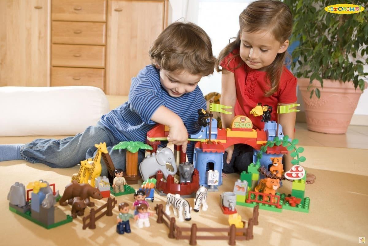 Tìm đồ chơi cho trẻ chậm phát triển - Hãy thử 5 món sau!