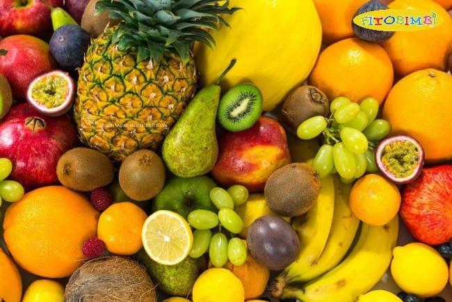Trái cây tốt cho não bộ