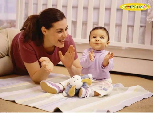 Trẻ 1 tuổi đã có thể nói được những từ đầu tiên
