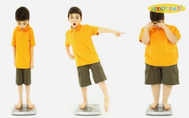 Trẻ chậm phát triển thể chất