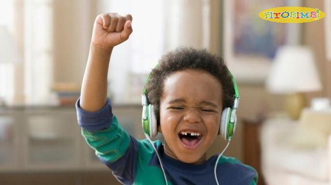 Trẻ có khả năng âm nhạc