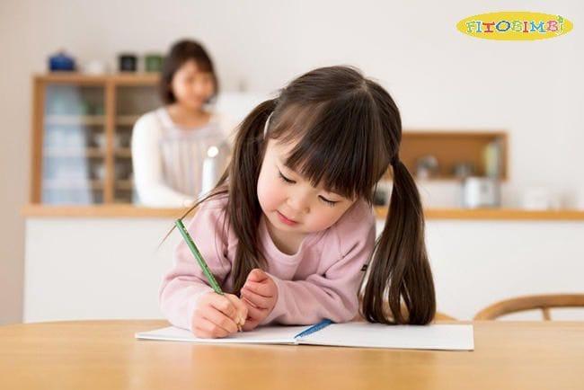 Trẻ có trí nhớ tuyệt vời