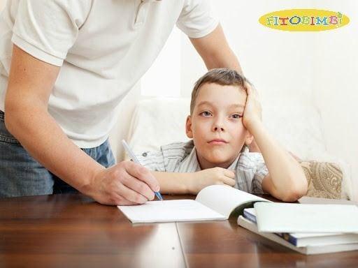 Trẻ hay xao nhãng - Có ngay phương pháp dạy trẻ kém tập trung này!