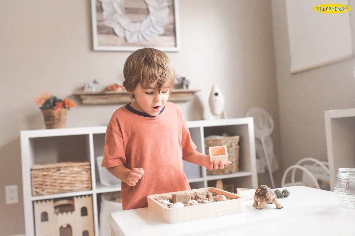 Trẻ hiểu động và tăng động rất khó để phân biệt